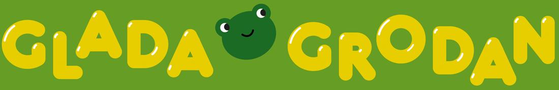 Bildresultat för gladagrodan logo